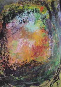 Peinture de Coriandre